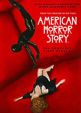 American Story: Season 1 (DVD,2012, 4-Disc Set) Ships First Class, Free Shipping