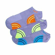Hind Mens 3 Pair Pack Of Athletic No Show Ankle Socks