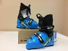 Alpina Junior AJ2 MAXX Downhill Alpine Ski Boots - 3 SIZES - Kids Youth Children