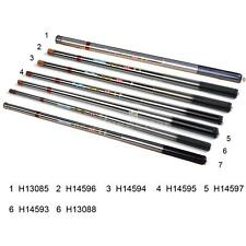 5.4m/17.72ft Carbon Fiber Telescopic Fishing Rod Pole Travel Fishing Tackle P4N1