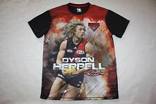 AFL 2016 Essendon Bombers Mens Player T Shirt Tee SIZES M-3XL