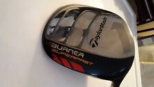 TaylorMade Burner Superfast 10.5* Driver Matrix Ozik Xcon-4.8 Flex S