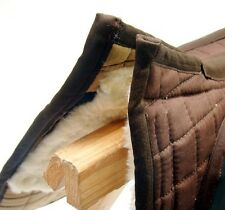 Special saddle pad for treeless saddle Western LUXUS