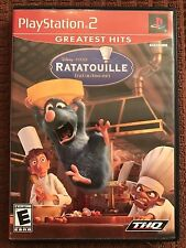 Ratatouille (PlayStation 2) - Complete - Good Condition