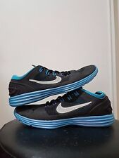 Womens Nike Lunar Hyperworkout Black/Blue/Purple Running Trainers Size 7.5 US