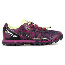 Reebok Women's All Terrain Super OR Berry/Violet Spartan Race Shoes AR0061 NEW!