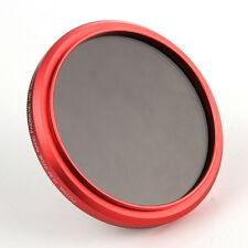 FOTGA ND2-400 Red Lens Filter Adjustable Variable Neutral Density For Camera