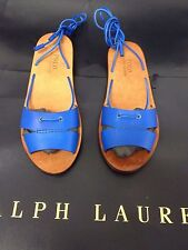 Size, Woman, Jadine  Azure Sport Calf leather sandals, NWB, $250.00