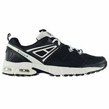 Everlast Run Trainers Mens Navy/White Sports Shoes Sneakers Footwear