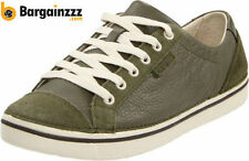 CROCS Hover Lace Up Leather - Army Green/Stucco