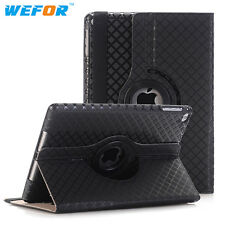 Case Cover For Apple iPad Air 1 PU Leather Flip Smart Stand 360 Rotating Case Sc