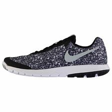 Nike Flex Experience Rn 6 Trainers Womens Blk/Gry Sneakers Sports Shoes Footwear