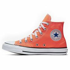Converse CTAS Hi Hyper Orange Womens Hi Top Trainers