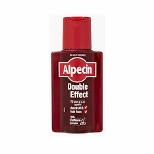 Alpecin Double Effect Caffeine Shampoo 200ml - Multi Quantity