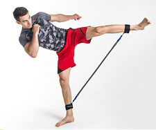 Lateral Resistor Leg Trainer Strength Speed Resistance Training Band Workout