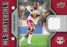 2011 Upper Deck Major League Soccer 'MLS Materials' Card Different Variations
