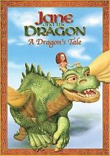 sealed Jane and the Dragon - A Dragon Tale (DVD, 2008)