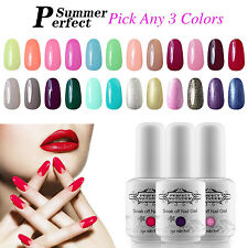 Any Colors 8ML UV Gel Nail Polish Nail Art Soak Off Gel Color Lacquer Manicure