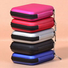2.5'' USB External HDD Hard Disk Drive Hand Carry Case Cover Pouch Protect Bag