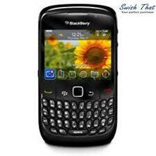 BlackBerry Prepaid Sprint Smart Phone (Boost Mobile) Curve 8530, QWERTY keyboard