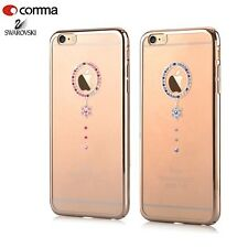 "Comma Crystal Camelia Series Swarovski Element Case for iPhone 6/6S Plus 5.5"" MP"