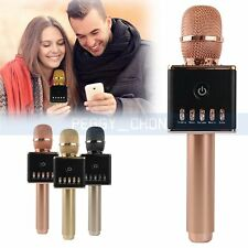 ZIPAI H8 Microphone Bluetooth Karaoke Mic Stereo Player Speaker For Smart Phone