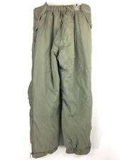 Primaloft Extreme Cold Weather Insulated Pants, ECWCS Gen III Level 7 Trousers