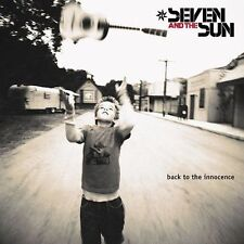 Back to the Innocence by Seven and the Sun - Used CD Atlantic