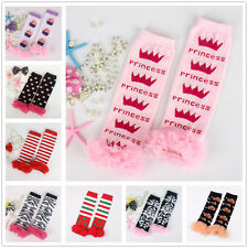 Baby Toddler Boy Girl Leg Warmers Leggings Stocking Stripe Dot Socks 26 Types
