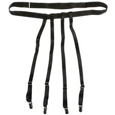 Adjustable Sexy Elasticity Leg Garter Belts Stocking Garter with Metal Clips
