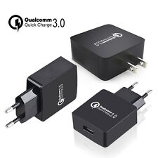 Quick Charger 3.0 USB Home Travel AC Wall Charger Power Adapter US/EU Plug New