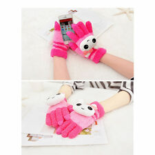 Magic Winter Cute Cats Women Touch Screen Glove Texting Smartphone Knit Choices