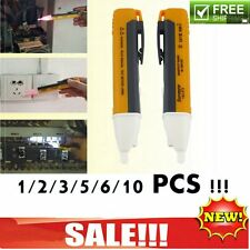 LED Light AC Electric Voltage Tester Volt Test Pen Detector Sensor 90~100DP