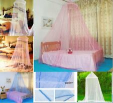 Home Bedroom Canopies Bed Canopy Netting Curtain Midges Insect Mesh Mosquito NDP