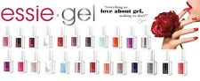 New Essie Gel Nail Polish (31 Colors on Sale) BUY 10 GET 1 FREE * FREE SHIPPING