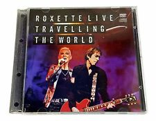 Roxette Live: Travelling The World - CD & DVD