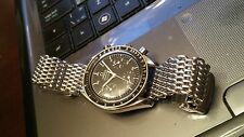 ORIGINAL Shark Mesh bracelet 20mm 22mm or 24mm, Omega Speedmaster NOT included