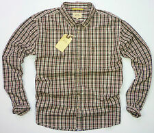 CAMEL ACTIVE MEN'S CLASSIC FULL-CUT XB CHECK SHIRT SIZE 2XL ONLY RRP£69 SAVE+50%