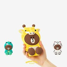 Korea LINE Friends Brown Cony Sally Choco iPhone 7 and 7 Plus Silicone Case Gift