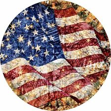 Old glory US flag American Flag Spare Tire Cover(all sizes available)