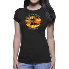 Lamborghini Gallardo Fast And Fierce Women`s Dark T-Shirt