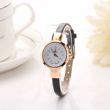 Fashion Lady Women's Stainless Steel Watch Bracelet Wristwatch Quartz Watches