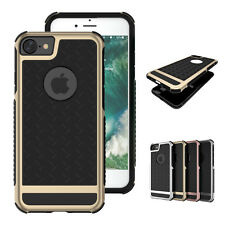 For Apple iPhone 7 7 Plus Case Shockproof Hybrid Soft Rubber Hard Plastic Armor