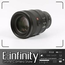 NEW Sony FE 100mm f/2.8 STF GM OSS Lens (SEL100F28GM)