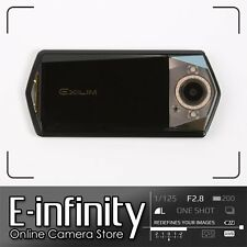 NEW Casio Exilim EX-TR80 selfie camera Self-Portrait Digital Camera (Black)