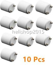 10pcs GU24 to E27/E26 LED Light Bulb Lamp Holder Adapter Socket Converter GF