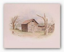 PASTORAL ART PRINT Monday Morning Howard Burger