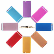 Alloy Metal Chassis Rear Replacement Housing Back Cover for iPhone