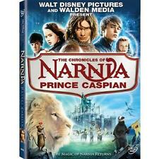 THE CHRONICLES OF NARNIA PRINCE CASPIAN L.DVD..