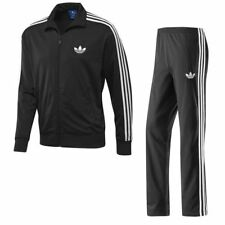 Adidas Originals Mens Tracksuit Firebird Jogsuit Retro Trefoil Top/Pants New